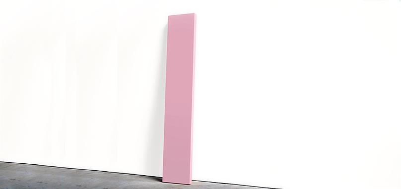 John McCracken, <em>Think Pink</em>, 1967